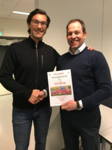 Derek Mann & Finn-Jarle Lund Mathisen, Owner and Partner of RevisionsBureauet AS