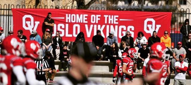 Home of Oslo Vikings